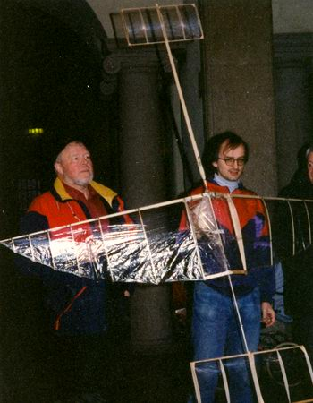 Barmans gigantic ornithopter