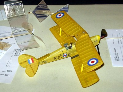Tiger Moth peanut