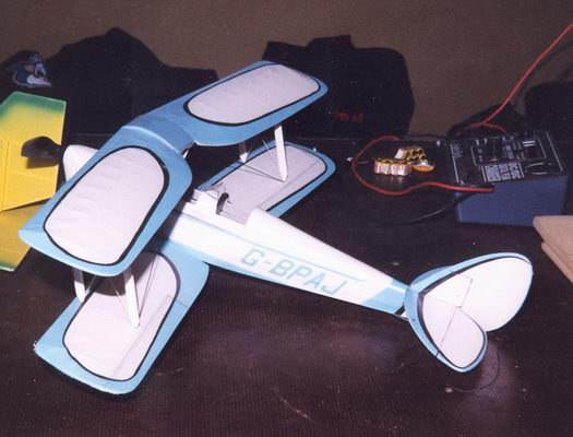 rc Tiger Moth